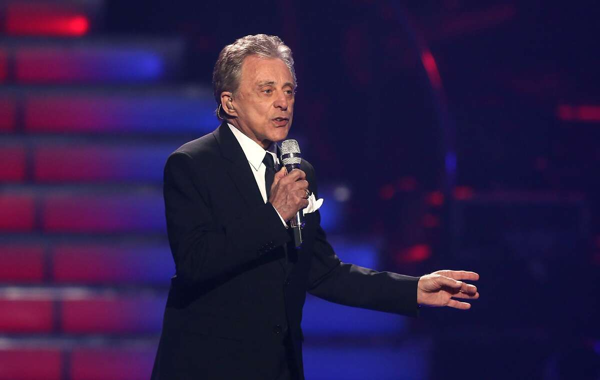 File - In this May 16, 2013 file photo, Frankie Valli performs at the