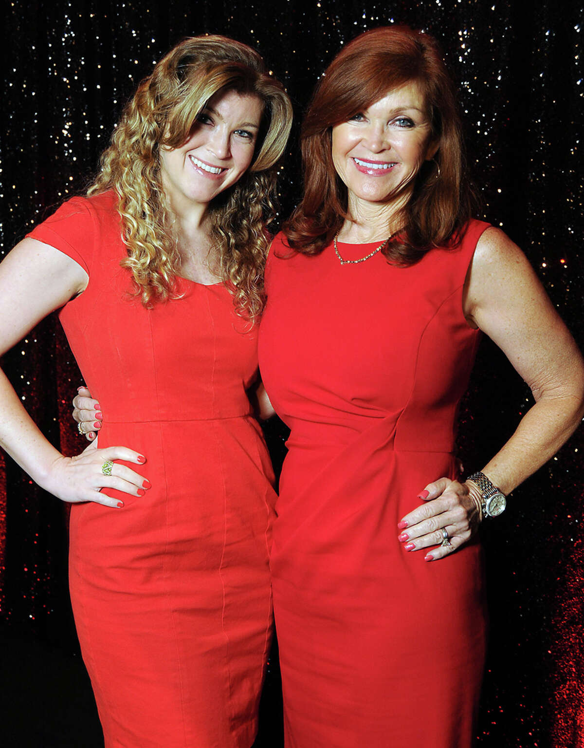 Shanon Nickel and her mother Susan Blease