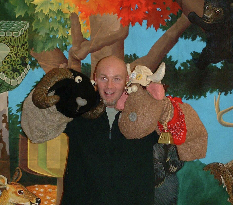 Famous for getting everyone involved, Rowlands brings animals to life  through kid-friendly songs, dance, puppets, and colorful props. He'll be at the Beardsley Zoo on Sunday. Find out more.  Photo: Contributed Photo / Connecticut Post Contributed