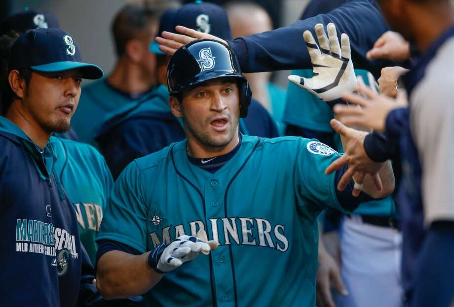 Catcher Mike Zunino2014 stats: 31 games, .257 average, 28 hits, 6 home runs, 17 RBI, 2 errorsGrade: B+The 23-year-old has been as consistent as any Mariner not named Cano and looks like a potential star in the making. Photo: Otto Greule Jr, Getty Images
