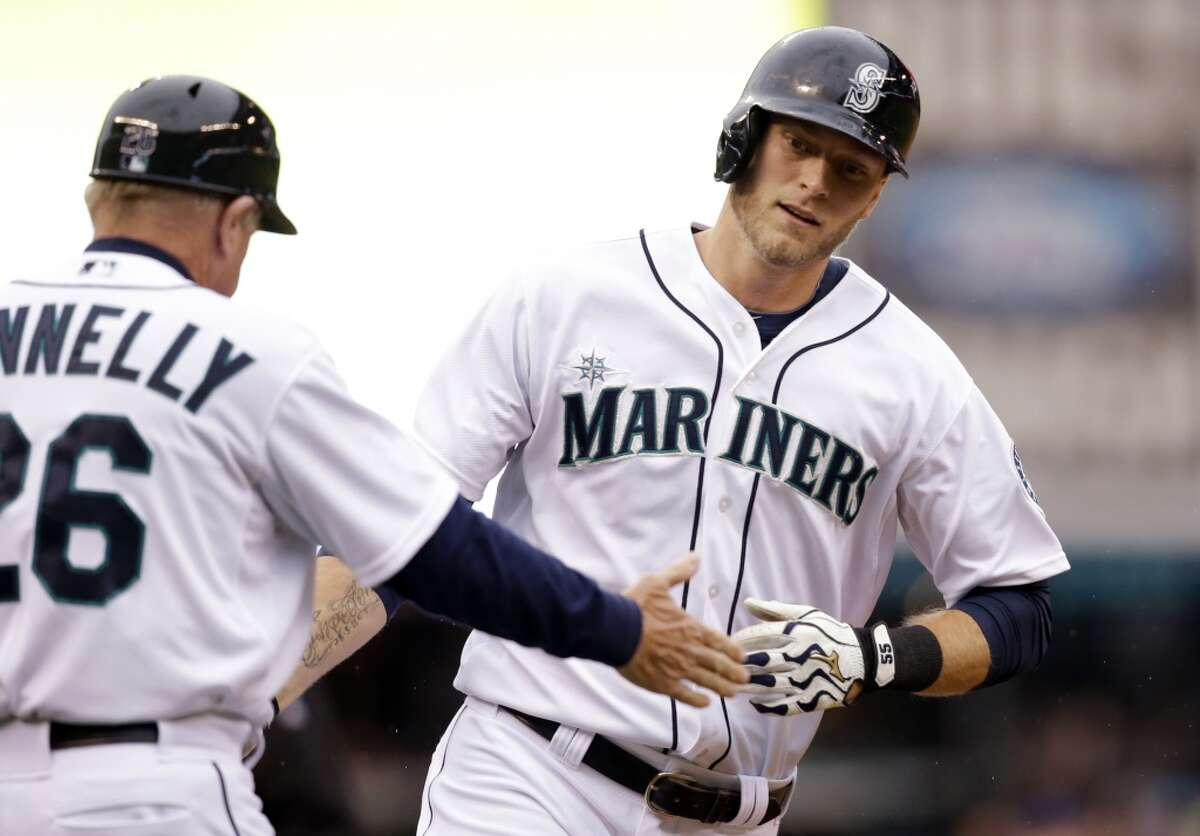 Michael Saunders Count Saunders among the slough of highly regarded Mariners prospects who didn't work out. But unlike Justin Smoak, Dustin Ackley, Nick Franklin and Brad Miller, his only failure was an inability to stay healthy. After missing a good chunk of 2014 with shoulder, oblique and knee injuries, Saunders' bad luck worsened last year when he stepped on a sprinkler indent early in his first spring training with the Blue Jays. It tore cartilage in his left knee, requiring surgery that limitied him to nine games with Toronto.