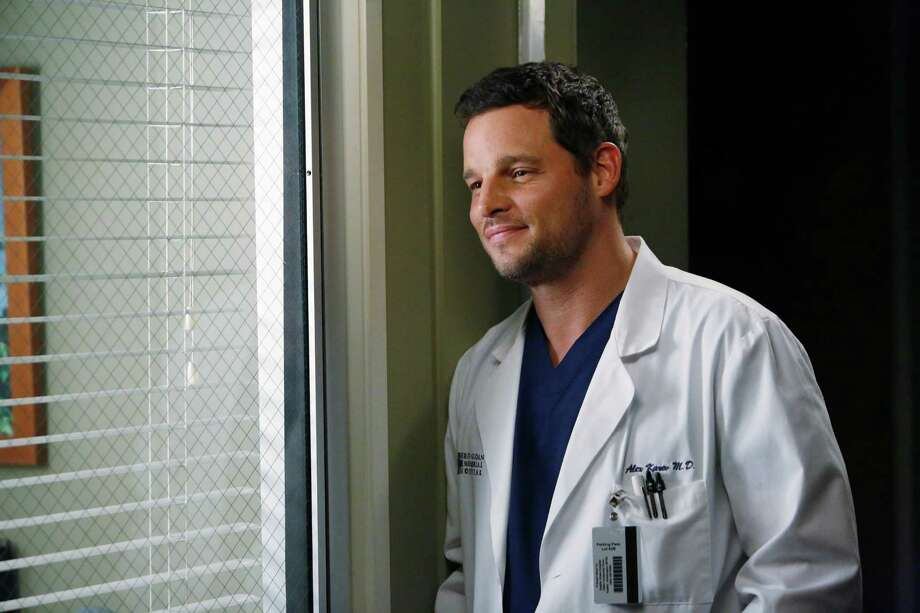 Justin Chamber as Dr. Alex Karev.  Photo: Kelsey McNeal, Getty Images / 2013 American Broadcasting Companies, Inc.