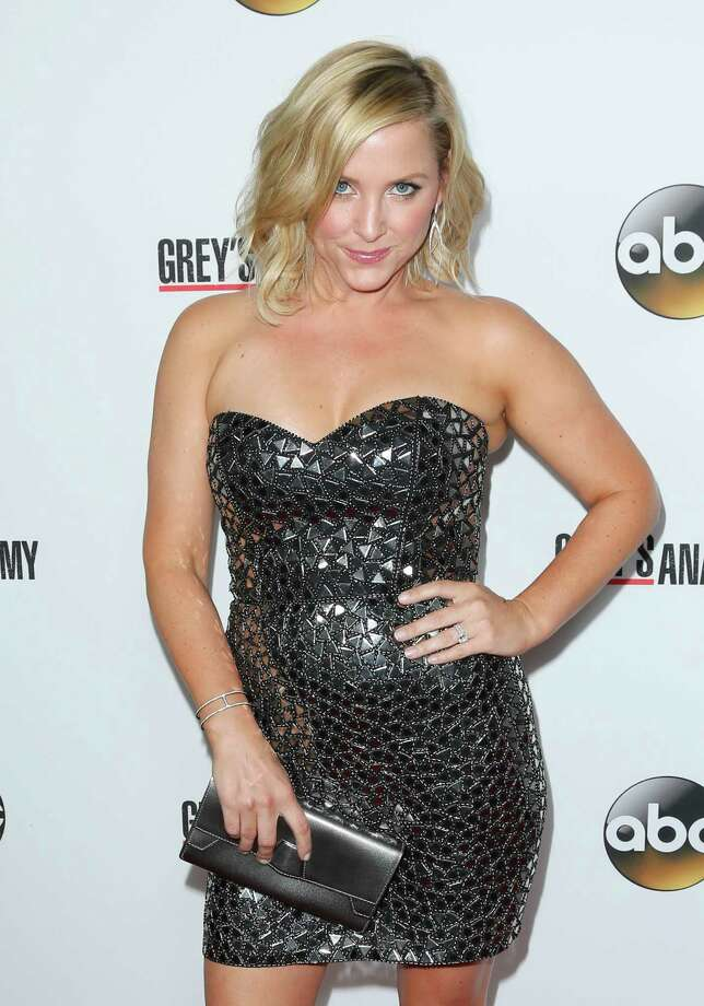 "Jessica Capshaw in 2013, at the 200th episode celebration of ""Grey's Anatomy"" in Los Angeles, California.  Photo: Paul Archuleta, Getty Images / 2013 Paul Archuleta"