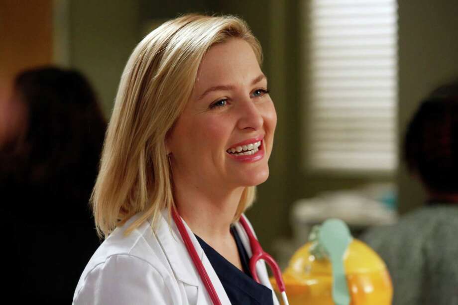 "Jessica Capshaw has the best character name in ""Grey's Anatomy"" - Dr. Arizona Robbins.  Photo: Kelsey McNeal, Getty Images / 2014 American Broadcasting Companies, Inc."