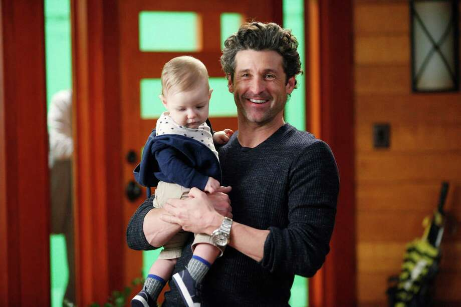"Patrick Dempsey has been on ""Grey's Anatomy"" for its entire 10-season run, playing Dr. Derek Shepherd.  Photo: Kelsey McNeal, Getty Images / 2014 American Broadcasting Companies, Inc."