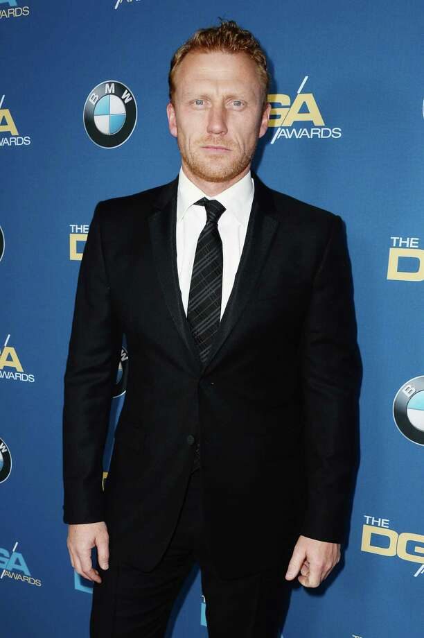 Kevin McKidd, Directors Guild Of America Awards, 2014.  Photo: Frazer Harrison, Getty Images / 2014 Getty Images