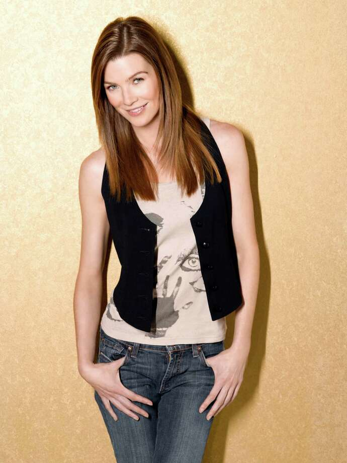 "Ellen Pompeo, in a 2005 portrait for ""Grey's Anatomy,"" the year the show debuted.  Photo: BOB D'AMICO, Getty Images / © 2006 American Broadcasting Companies, Inc. All rights reserved. NO ARCHIVE. NO RESALE."