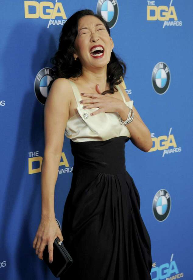 Sandra Oh, at the Directors Guild Of America Awards, January 25, 2014.  Photo: Gregg DeGuire, Getty Images / 2014 Gregg DeGuire