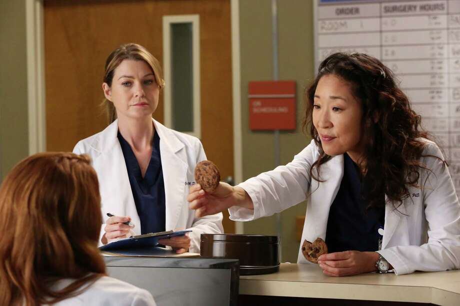 Goodbye Cristina Yang.  Photo: Danny Feld, Getty Images / 2013 American Broadcasting Companies, Inc.