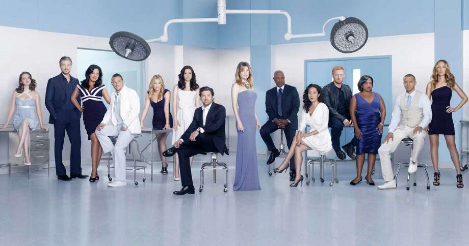 """Grey's Anatomy."" Photo: Bob D'Amico, Getty Images / 2010 American Broadcasting Companies, Inc."