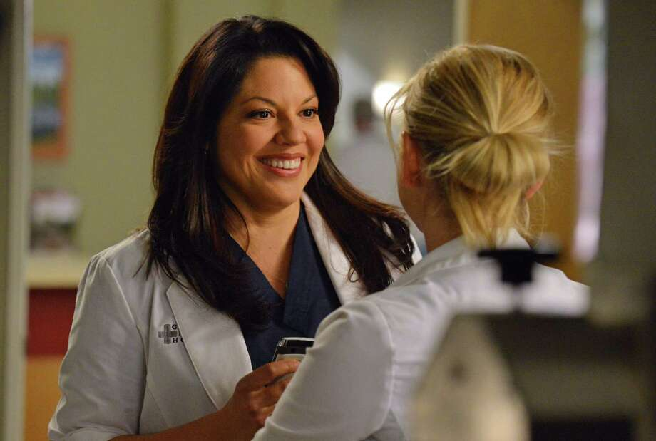 "Sara Ramirez stars as Dr. Callie Torres on ""Grey's Anatomy.""  Photo: Eric McCandless, Getty Images / 2013 American Broadcasting Companies, Inc."