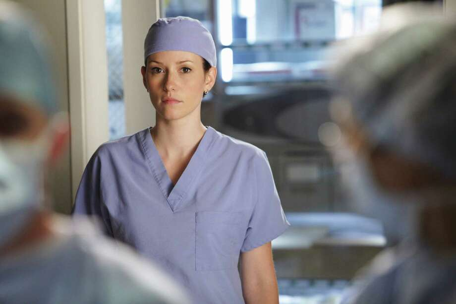 Another character who's come and gone: Lexie Meredith, played by Chyler Leigh. Photo: Adam Taylor, Getty Images / 2010 American Broadcasting Companies, Inc.