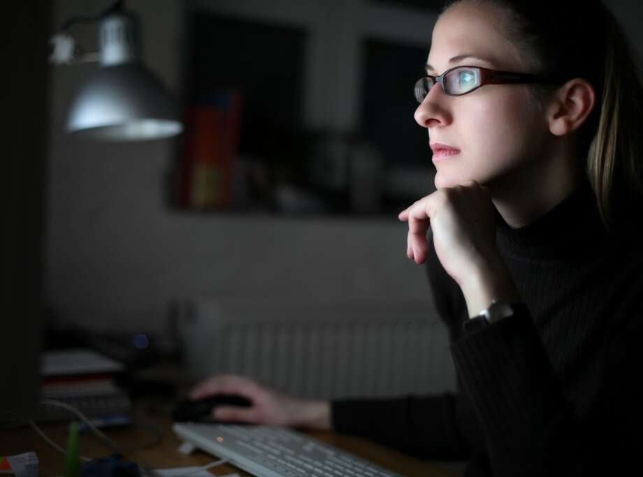 Don't burn out. Just because you can work ridiculously long hours in the comfort of your home doesn't mean you should. Photo: TommL, Getty Images