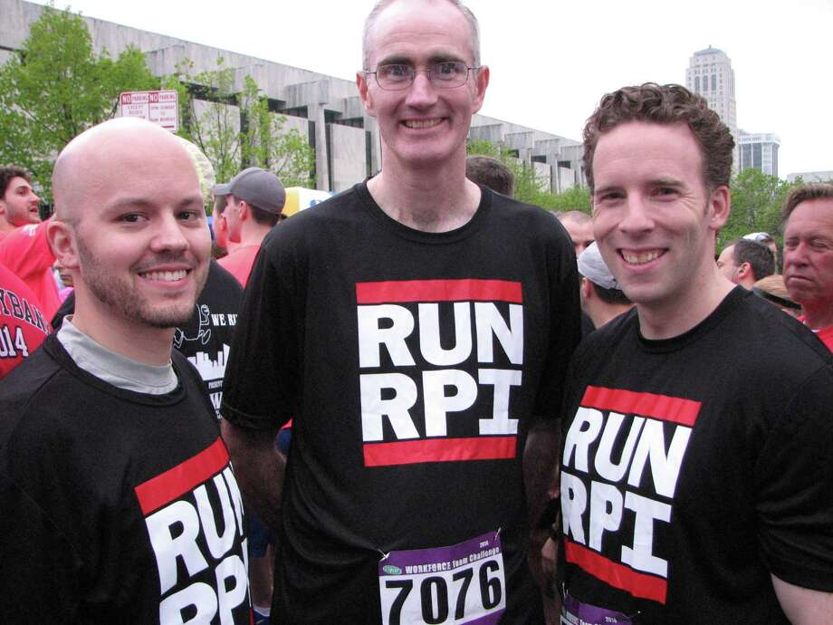 Were you Seen running the 35th Annual CDPHP Workforce Team Challenge road race in Albany on Thursday, May 15, 2014? Photo: Michael Huber