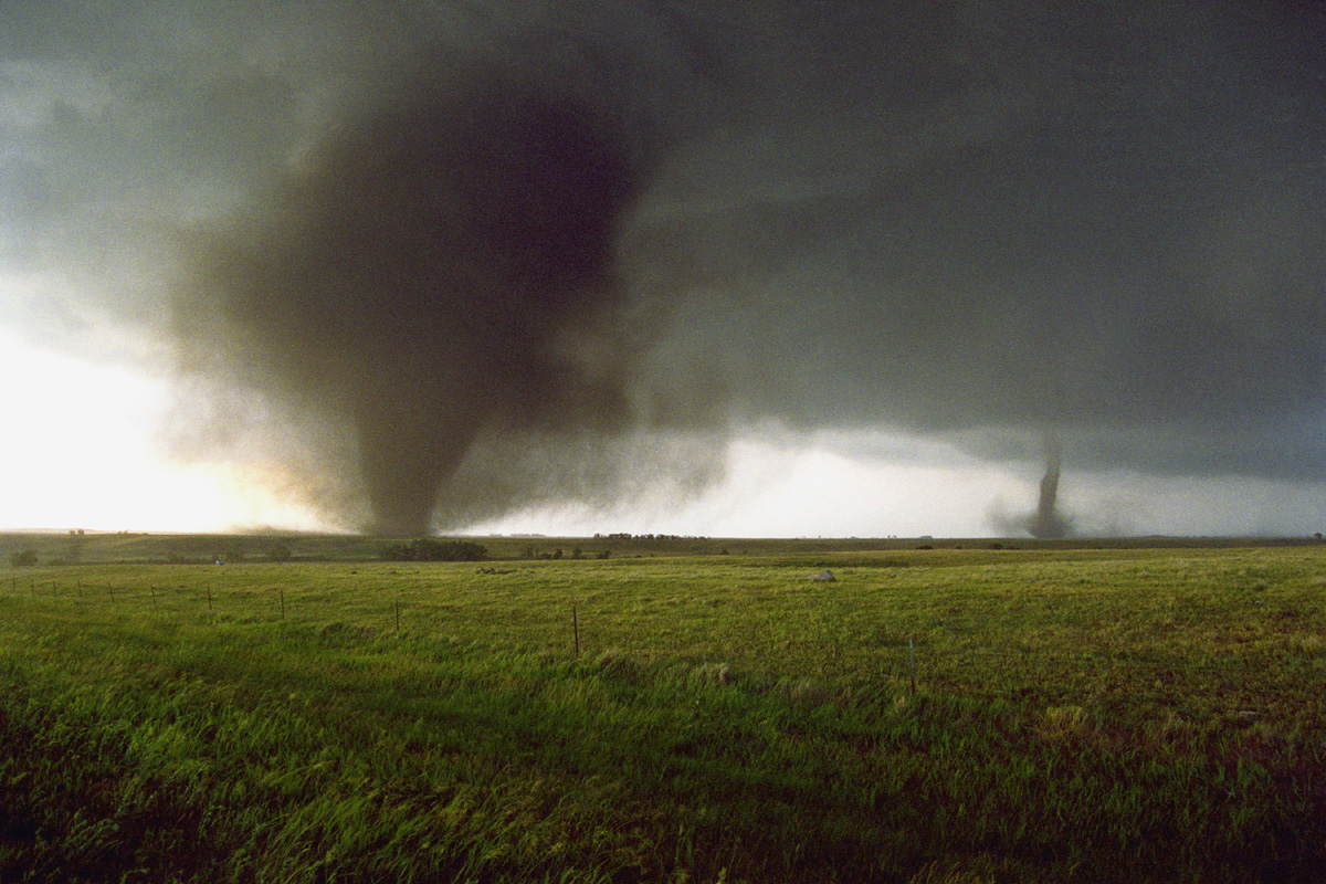 tornadoes as the uncontrollable devastating forces of nature A string of tornadoes ripped through the midwest, carving a path of destruction cnn's ryan young reports from illinois.