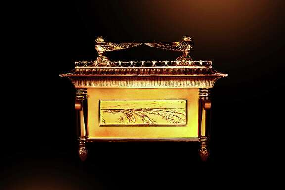 "A film prop of the Ark of the Covenant is included in the ""Indiana Jones and the Adventure of Archaeology"" exhibit at the Forth Worth Museum of Science and History."