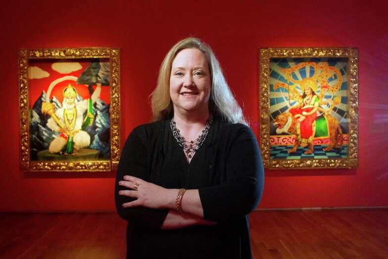 Bridget Bray, the Asia Society Texas Center's new director of exhibitions.