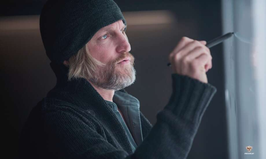 Woody Harrelson stars as Haymitch Abernathy. Photo: Lionsgate