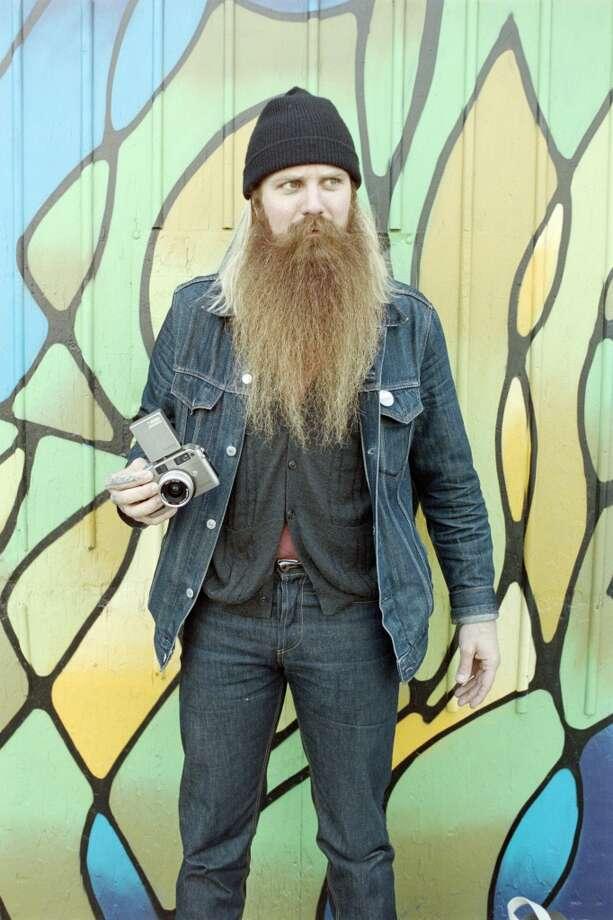 "Portland native Brett Walker says he's had the ""giant beard forever."" Photo: William C Rittenhouse"