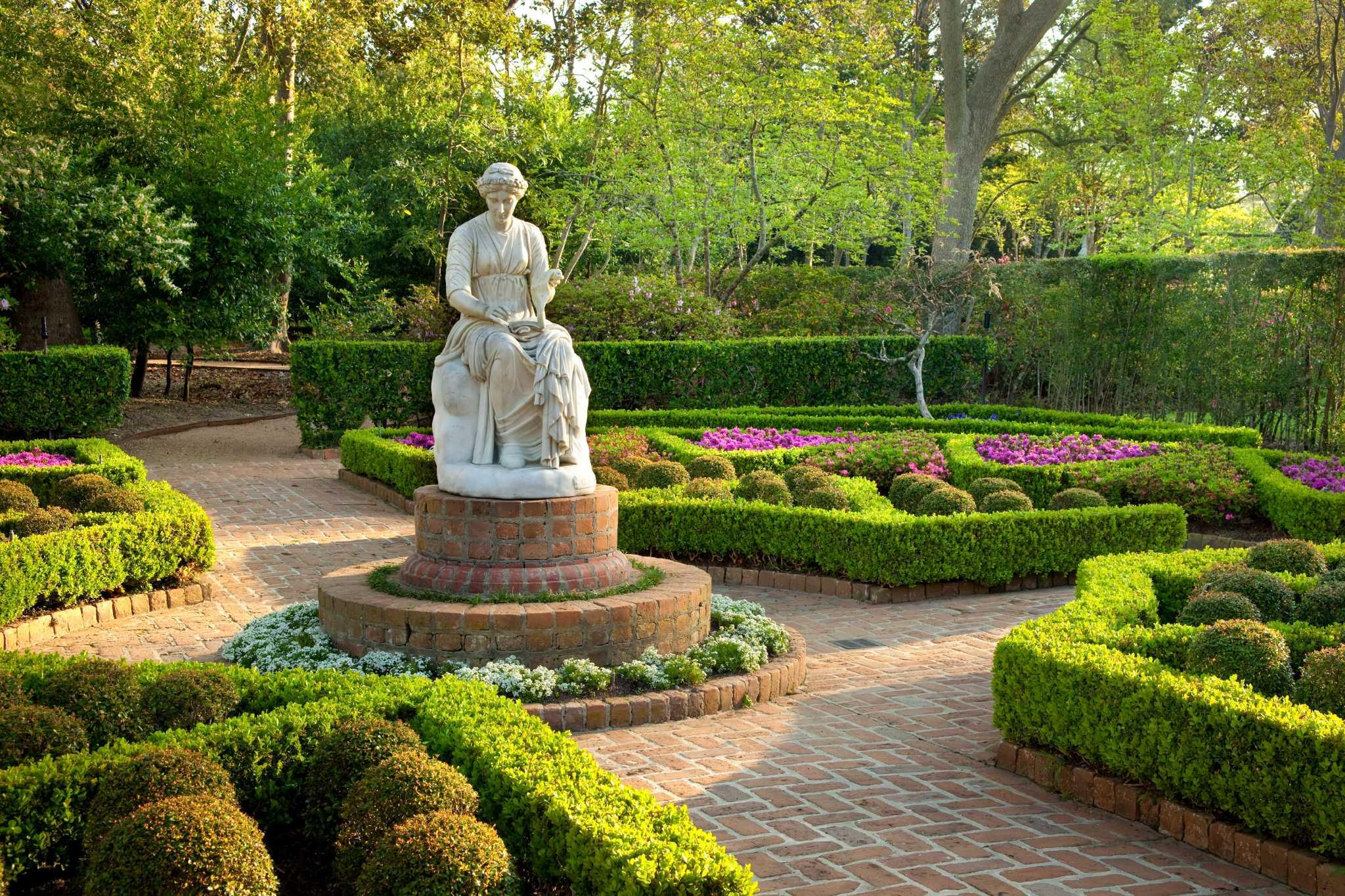 Exhibit traces Houstons history through its gardens Houston