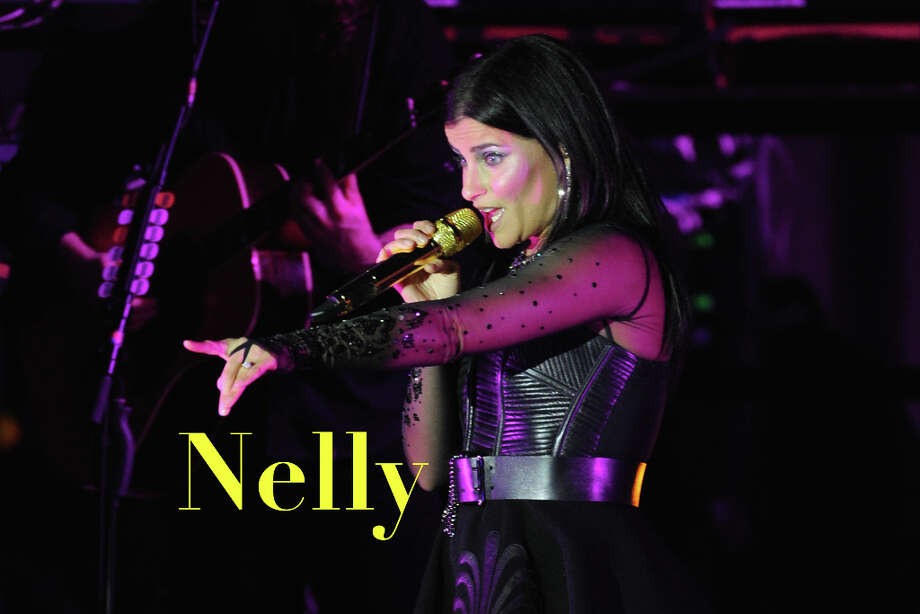 """The sweetly old-fashioned diminutive Nelly, which appeared only briefly on the Top 1000 more than a century ago, is basking in new light thanks to singer Nelly Furtado as well as its use as a nickname for Kardashian baby Penelope """"Nelly"""" Disick. Cute! Originally a short form for Helen or Eleanor, Nelly and sister names Nellie and Nell have been off the official scope for several decades but Nelly is up in our statistics nearly 300 percent for 2013. Photo: Pier Marco Tacca, Redferns / Getty Images / 2013 Pier Marco Tacca"""