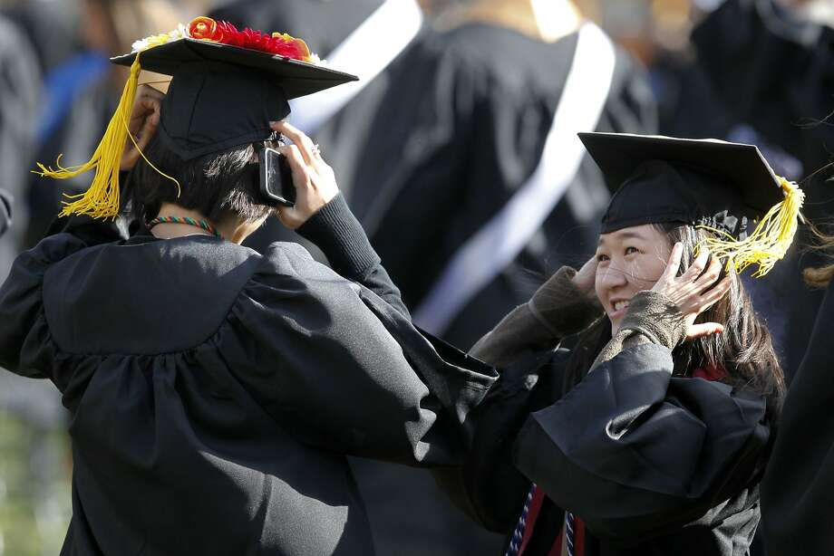 Graduates with student loan debt need to develop a strategy for making payments. Photo: MATT GENTRY | The Roanoke Times, Associated Press