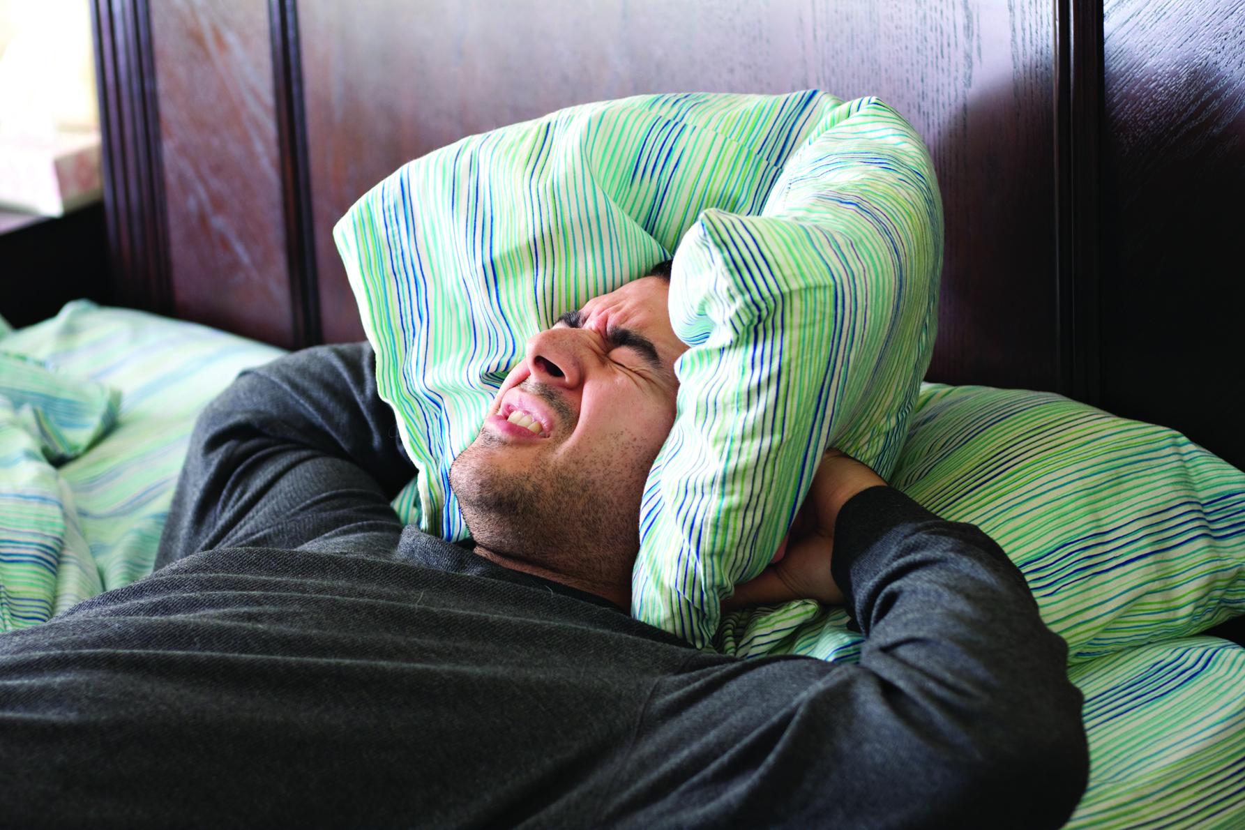 Фото спящего голова мужа