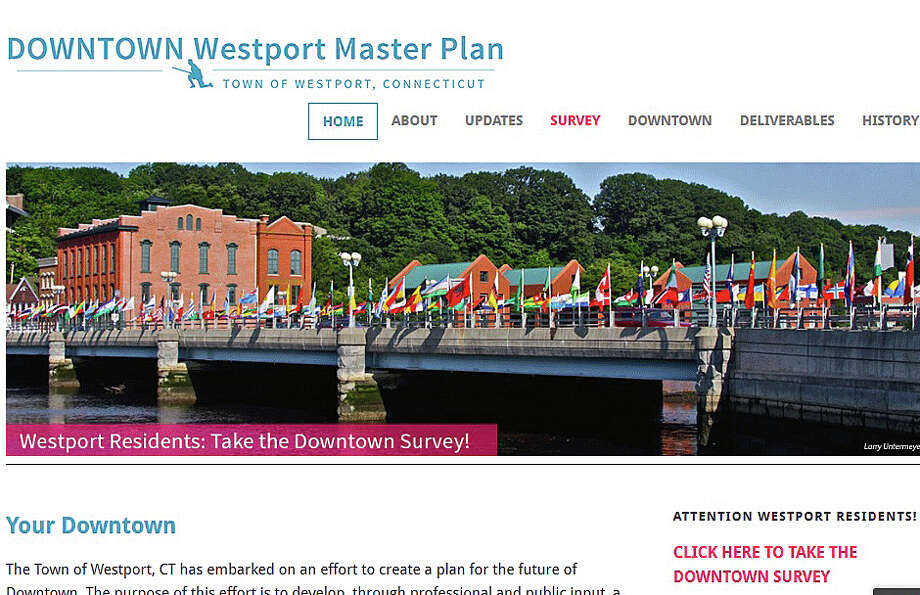 A new website -- Your Downtown at www.downtownwestportct.com -- has been launched to promote the evolving master plan for downtown Westport. Photo: Contributed Photo / Westport News