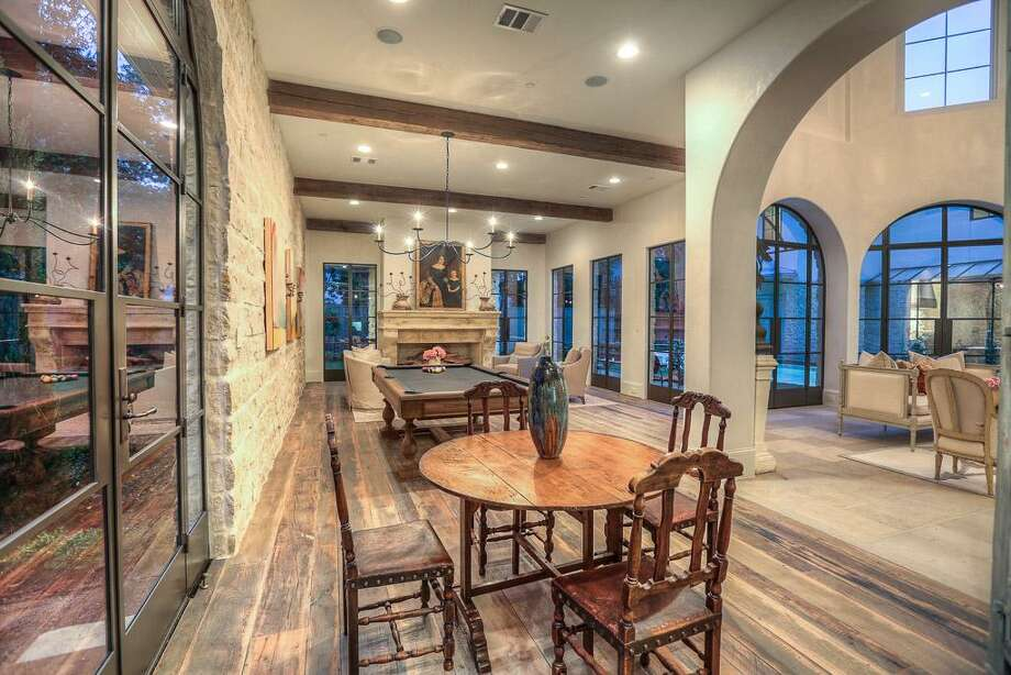 206 Millbrook: This 2014 home has 6 bedrooms, 7 full and 3 half bathrooms, and 10,361 square feet. Listed for $5,500,000. Open house: 5/18/2014, 12 p.m. to 5 p.m. Photo: Houston Association Of Realtors