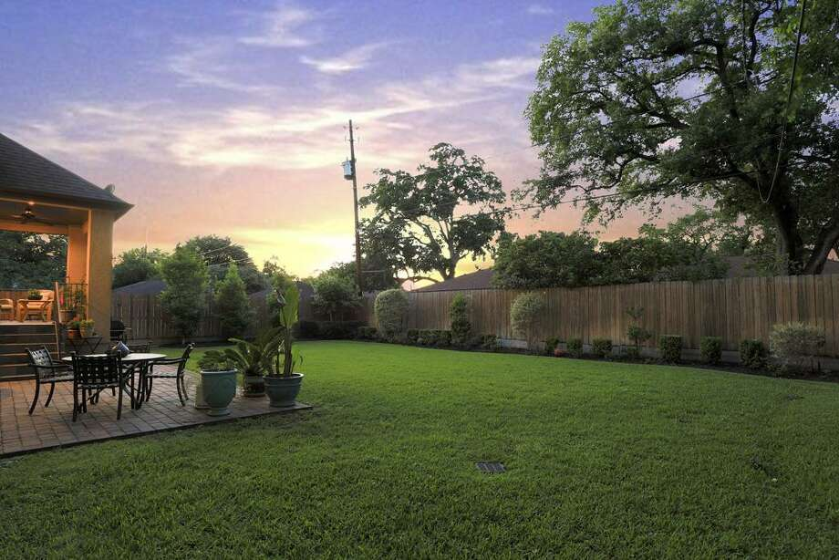 4054 Grennoch: This 2007 home has 5 bedrooms, 4.5 half bathrooms, and 5,236 square feet. Listed for $1,349,900. Open house: 5/18/2014, 2 p.m. to 4 p.m. Photo: Houston Association Of Realtors