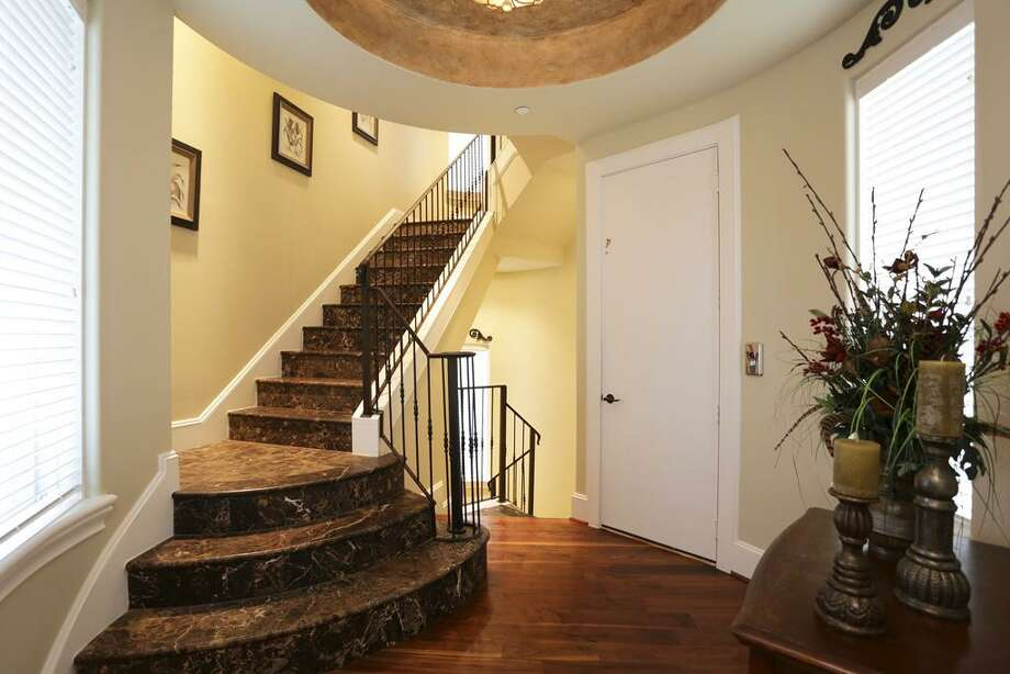 5202 Calle Montilla: This 2008 home has 3 bedrooms, 3.5 bathrooms, and 3,741 square feet. Listed for $1,099,000. Open house: 5/17/2014, 2 p.m. to 4 p.m. Photo: Houston Association Of Realtors