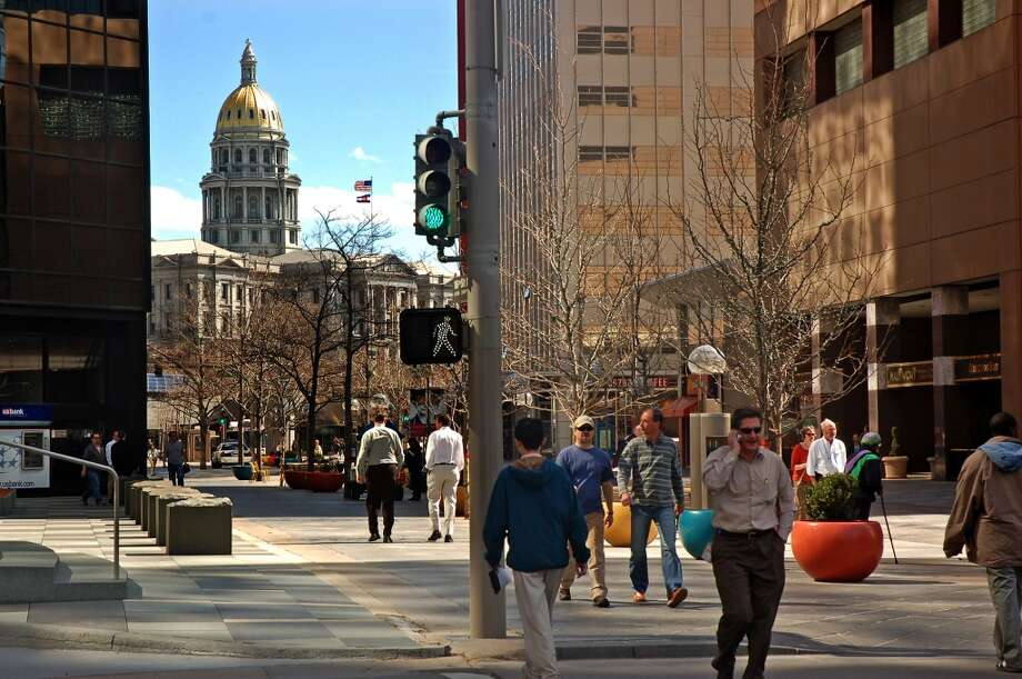 No. 7: Denver, ColoradoArts & culture index:96Recreation index:91Diversity index:56.44Local eats:70 percentPopulation age 20-34:28.2 percentSource:Forbes Photo: CHRISTOPHER REYNOLDS, TPN