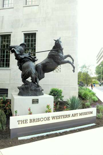 The West Comes To Life At Briscoe Museum Houstonchronicle Com