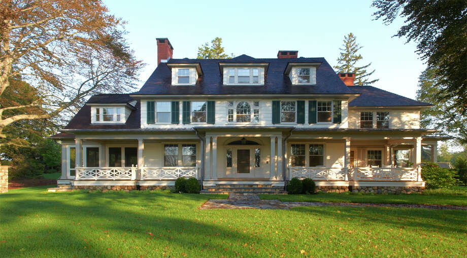 The renovations and additions to a 1904 Colonial Revival house and property in New Canaan won  Austin Patterson Disston Architects, of Southport, a New Canaan Preservation Alliance 2014 Historic  Preservation Award. Photo: Contributed Photo, Contributed / New Canaan News Contributed
