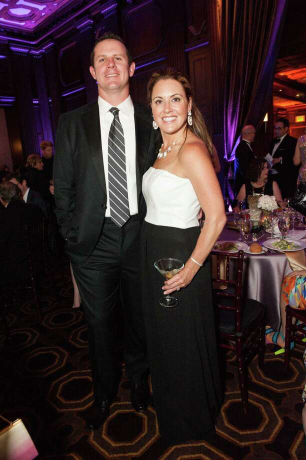 Carl Hansen and Susan Hansen at the Raphael House One Upon a Time Gala on May 2, 2014. Photo: Drew Altizer Photography/SFWIRE, Drew Altizer Photography / ©2014 by Drew Altizer, all rights reserved
