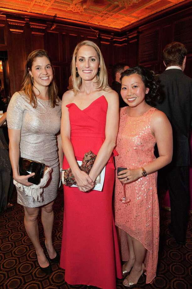 Emily Maher, Carolyn Frey and Melissa Koerner at the Raphael House One Upon a Time Gala on May 2, 2014. Photo: Drew Altizer Photography/SFWIRE, Drew Altizer Photography / ©2014 by Drew Altizer, all rights reserved