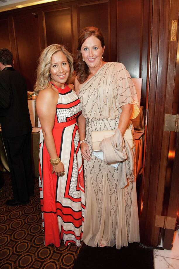 Tanya Rockefeller and Lisa Lee at the Raphael House One Upon a Time Gala on May 2, 2014. Photo: Drew Altizer Photography/SFWIRE, Drew Altizer Photography / ©2014 by Drew Altizer, all rights reserved