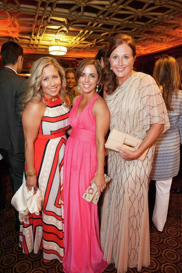 Tanya Rockefeller, Lauren Eastman and Lisa Lee at the Raphael House One Upon a Time Gala on May 2, 2014. Photo: Drew Altizer Photography/SFWIRE, Drew Altizer Photography / ©2014 by Drew Altizer, all rights reserved