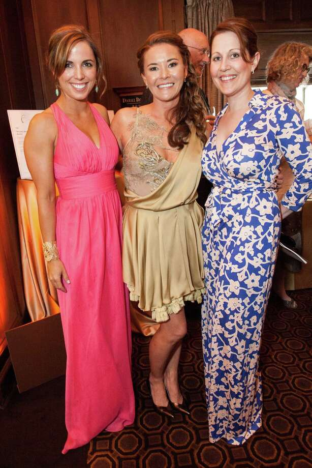 Lauren Eastman, Judy Davies and Amy Lebastchi at the Raphael House One Upon a Time Gala on May 2, 2014. Photo: Drew Altizer Photography/SFWIRE, Drew Altizer Photography / ©2014 by Drew Altizer, all rights reserved