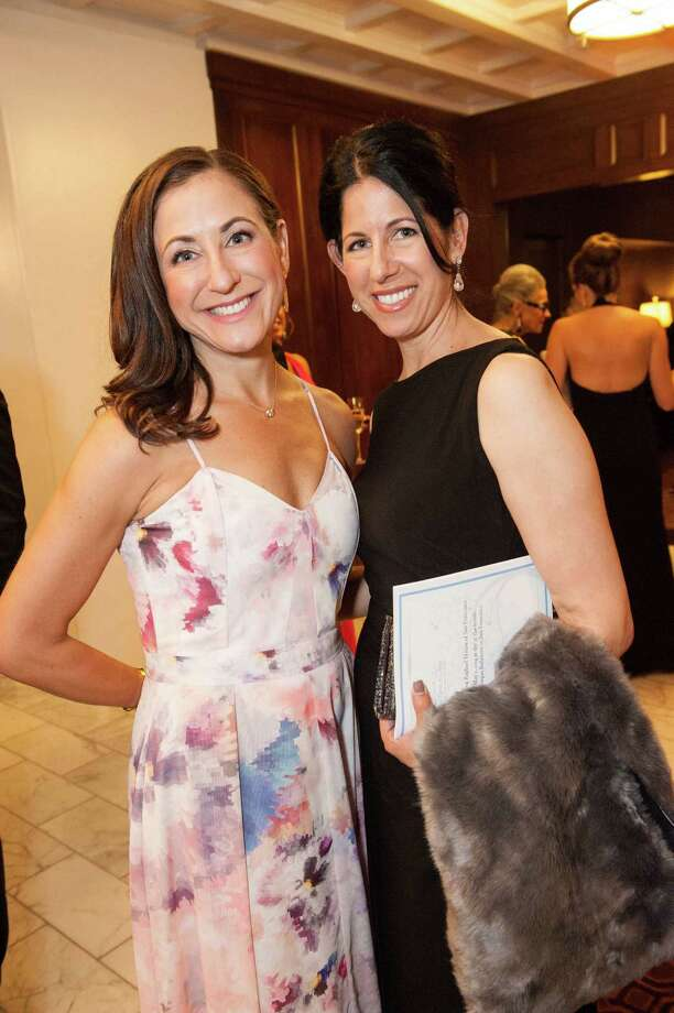Victoria Dade and Samantha Bryer at the Raphael House One Upon a Time Gala on May 2, 2014. Photo: Drew Altizer Photography/SFWIRE, Drew Altizer Photography / ©2014 by Drew Altizer, all rights reserved