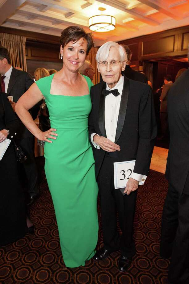 Kate Smith and Francis Rigney at the Raphael House One Upon a Time Gala on May 2, 2014. Photo: Drew Altizer Photography/SFWIRE, Drew Altizer Photography / ©2014 by Drew Altizer, all rights reserved