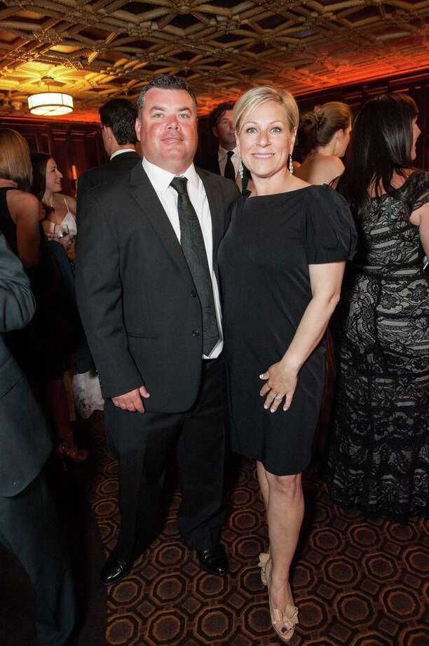 Tony Hurley and Courtney Hurley at the Raphael House One Upon a Time Gala on May 2, 2014. Photo: Drew Altizer Photography/SFWIRE, Drew Altizer Photography / ©2014 by Drew Altizer, all rights reserved