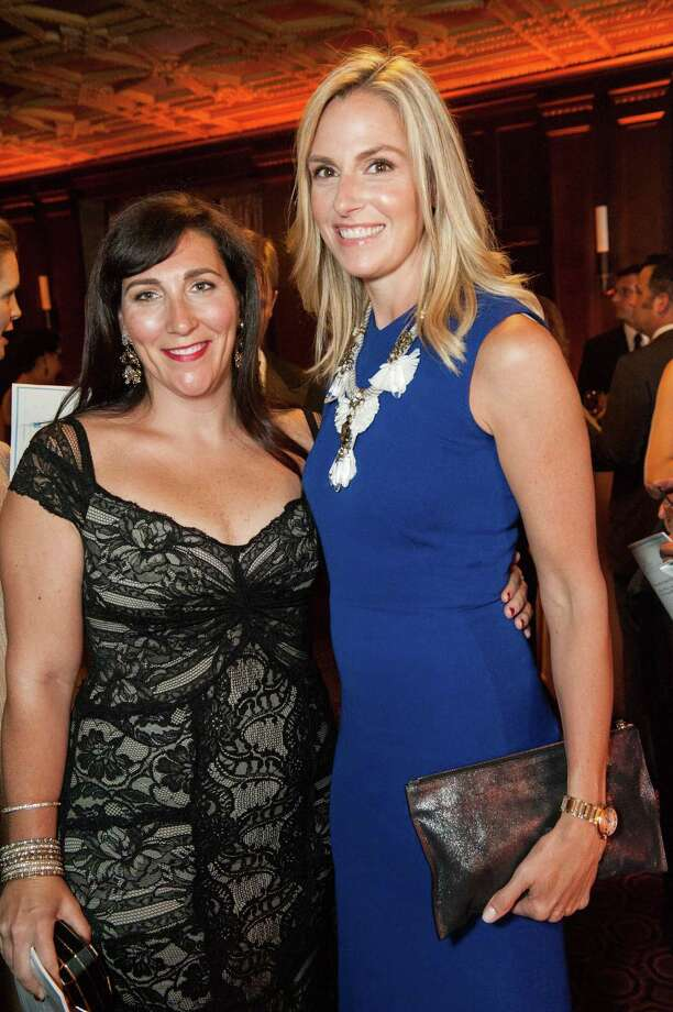 Renee Renata and Libby Ornani at the Raphael House One Upon a Time Gala on May 2, 2014. Photo: Drew Altizer Photography/SFWIRE, Drew Altizer Photography / ©2014 by Drew Altizer, all rights reserved