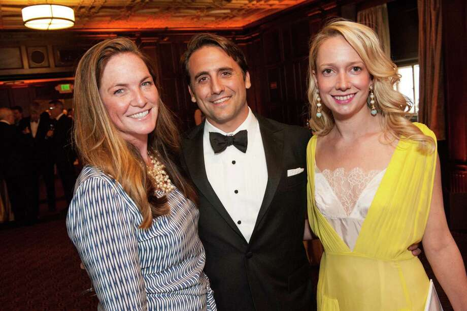 Morgan Tarr, Charles Thieriot and Marissa Thieriot at the Raphael House One Upon a Time Gala on May 2, 2014. Photo: Drew Altizer Photography/SFWIRE, Drew Altizer Photography / ©2014 by Drew Altizer, all rights reserved