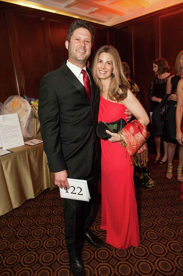 Dror Bar-Zid and Melissa Bar-Zid at the Raphael House One Upon a Time Gala on May 2, 2014. Photo: Drew Altizer Photography/SFWIRE, Drew Altizer Photography / ©2014 by Drew Altizer, all rights reserved