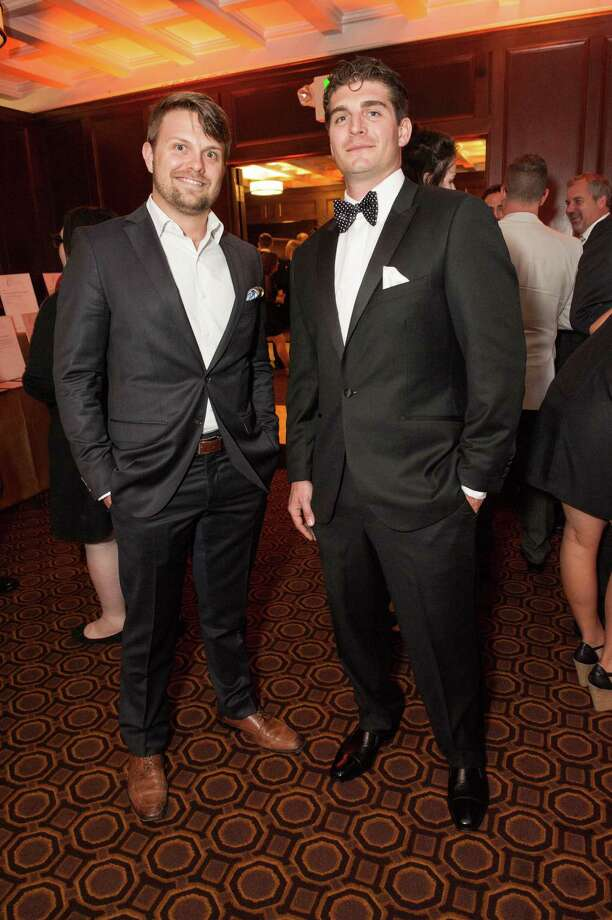 Casey Bark and Benjamin Balesteri at the Raphael House One Upon a Time Gala on May 2, 2014. Photo: Drew Altizer Photography/SFWIRE, Drew Altizer Photography / ©2014 by Drew Altizer, all rights reserved