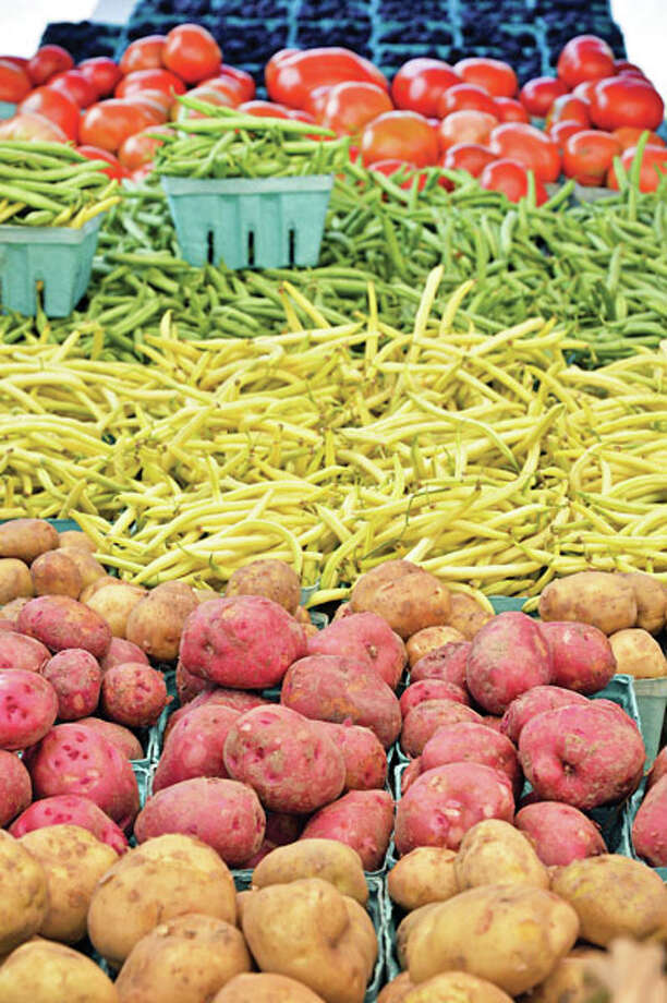 Farmers Markets are now in season and easy to find. Click through the slideshow to get details on a few in our area. For more, check out Albany.com's list. Photo: John Carl D'Annibale, 518Life / 10023109A