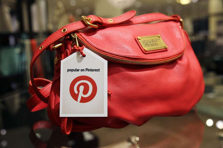 Nordstrom indicates items popular on Pinterest, which will expand its ad sales. Photo: Associated Press