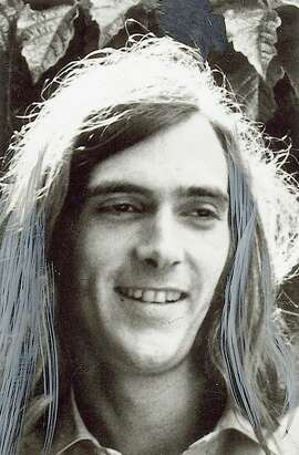 Date Unknown - John Cipollina, electric guitar player for Quicksilver Messenger Service.