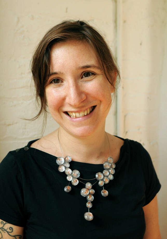 Rachel Sussman (Photo by Laura Holder)
